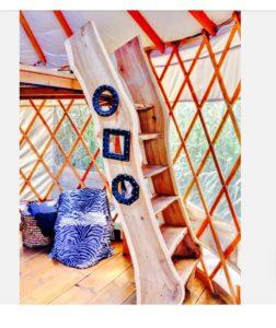 16 Foot Yurt