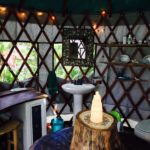 Bathroom Yurt